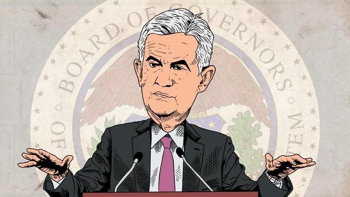 Takut Resesi, The Fed Pangkas Suku Bunga Lagi - Rifanfinancindo