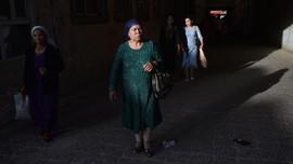 AS Singgung Laporan Perempuan Uighur Korban Pemerkosaan
