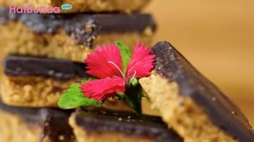 Resep No Baked Peanut Bars, Sekali Gigit Bikin Nagih