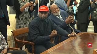 VIDEO: Kanye West Mengaku Bebas dari Utang Rp745,2 Miliar