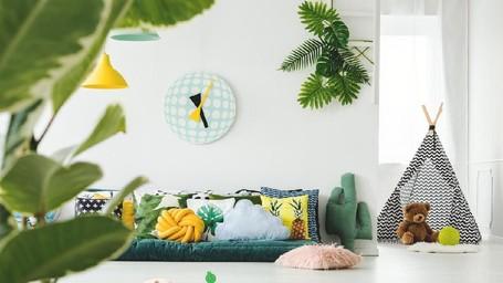 6 Desain Interior Ruang Main Anak yang Minimalis