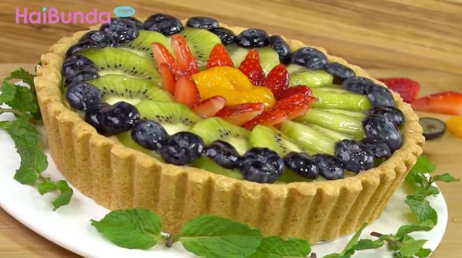 Resep Fruit Tartlet, Kue Lezat dengan Topping Buah-buahan