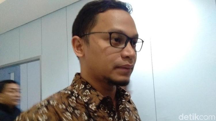 Ahmad Hanafi Rais, Sleman, Kamis (11/7/2019).