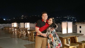 Bahagianya Chikita Meidy yang Sering 'Meleleh' Dimanja Suami
