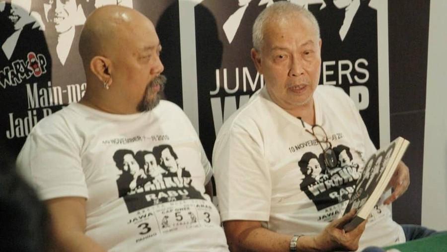 Pendiri Warkop Rudy Badil Tutup Usia
