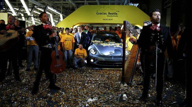 Demi menjaga keberlangsungan pabrik, perusahaan punya rencana menggunakan jalur produksi Beetle untuk memproduksi SUV Tarek mulai 2020.