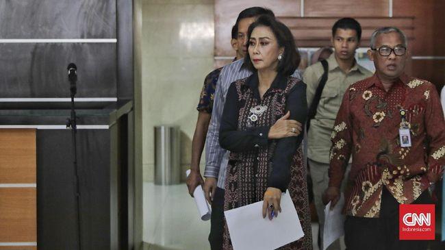 Pansel Resmi Serahkan 10 Nama Capim KPK ke Jokowi