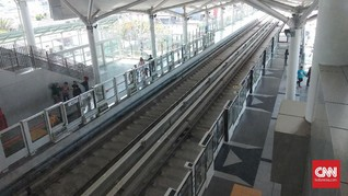 Imbas Corona, LRT Jakarta Cari Alternatif Pendanaan Fase II