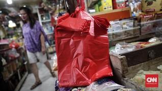 Mulai 1 Juli Kantong Plastik Sekali Pakai Dilarang di Jakarta