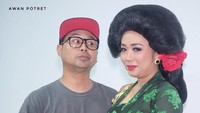 """<span class=""""im"""">Tak hanya harmonis, Soimah dan Koko juga kerap tampil kocak. (Foto: Instagram @showimah)</span>"""