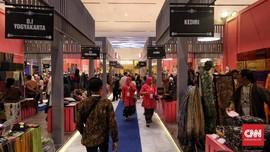 AP I dan Sarinah Buka 'Lapak' UMKM di Bandara Syamsudin Noor
