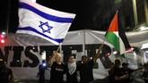 Dukung Israel Aneksasi Tepi Barat, Warga Palestina Ditangkap