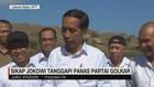 VIDEO: Sikap Jokowi Tanggapi Panas Partai Golkar