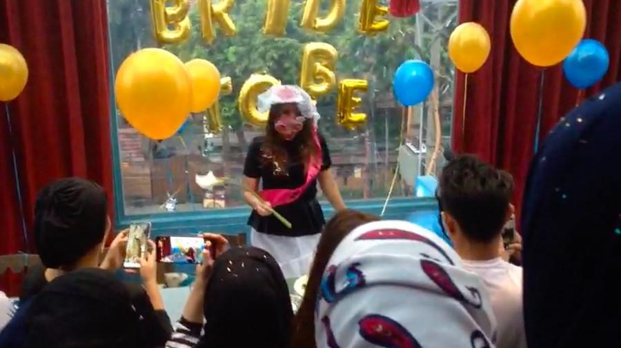 Intip Pesta Bridal Shower Mantan Istri Tommy Kurniawan