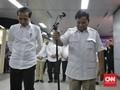 Jokowi ke Prabowo: Mohon Maaf Kami Menang 91,6 Persen di Bali