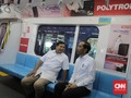Tahun Baru, Prabowo Unggah Foto Keakraban dengan Jokowi