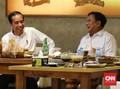 Jokowi: Ada Partai yang Tak Setuju Gerindra Gabung Koalisi