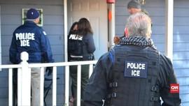 VIDEO: Ribuan Imigran AS Terancam Ditangkap
