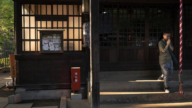 Jelang Olimpiade, harga penginapan di Tokyo diprediksi melonjak. Hal ini 'memaksa' wisatawan untuk mencari penginapan dengan harga terjangkau.