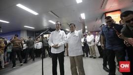 Wacana Prabowo Bergabung, Jokowi Diskusikan dengan Koalisi