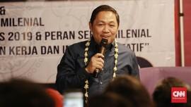 Petinggi Partai Gelora Temui Jokowi di Istana