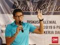 Sandiaga Uno Diusulkan Maju Jadi Calon Ketua Umum PPP