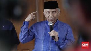Amien Rais Soal 6 Laskar FPI Tewas: Jokowi Tolong Kendalikan