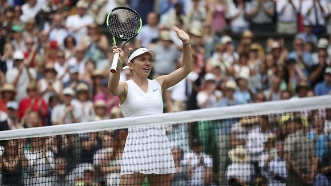 Kostum tujuh petenis wanita terpilih sebagai kostum terbaik yang digunakan pada ajang Grand Slam Wimbledon 2019.