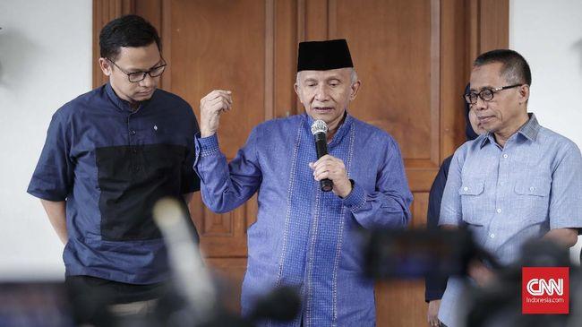 Wakil Ketua TKN Abdul Kadir Karding menilai Amien tidak ikhlas mendukung keinginan Jokowi dan Prabowo untuk mewujudkan persatuan Indonesia.