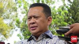 Ketua DPR Klaim Tak Ada Pengesahan UU di Paripurna Terakhir