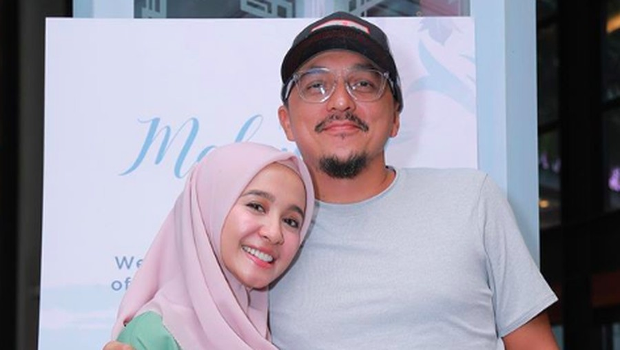 Bikin Hati Adem, Pesan Manis Laudya Cynthia Bella untuk Suami