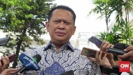 Ketua DPR Ingatkan Elite Beri Kesempatan Jokowi Pilih Menteri