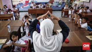 Honor dari BOS Cuma Untuk Guru yang Terdaftar dalam Dapodik