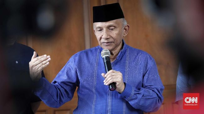 Tim Pengawal Peristiwa Pembunuhan (TP3) laskar FPI dipimpin oleh politikus senior Amien Rais.