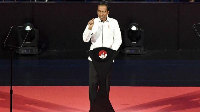 Jokowi mengobral insentif untuk investasi di sektor pertanian, peternakan dan pertambangan.