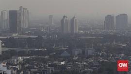 Greenpeace Beberkan Kualitas Udara DKI Kala PSBB Diperpanjang