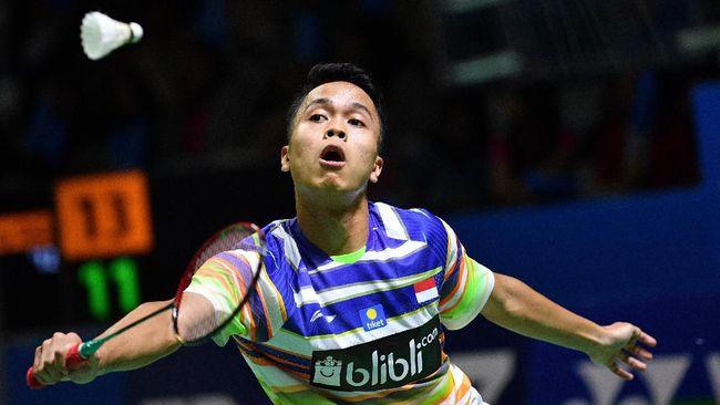 Hari pertama gelaran Indonesia Open 2019 tanpa alat hawkeye karena sempat salah kirim ke China.