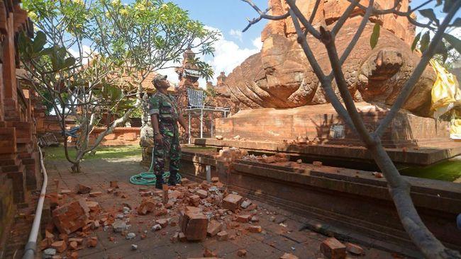 BMKG menegaskan gempa bumi yang terjadi di Laut Maluku, Bali, dan Ambon tidak saling berkaitan satu sama lain.