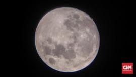 NASA Temukan Air di Bulan untuk Pertama Kalinya
