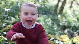 Pangeran Louis Dapat Hadiah Spesial dari Legenda Tenis Dunia