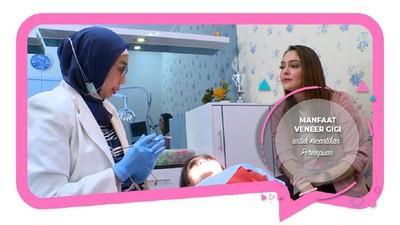 Manfaat Veneer Gigi untuk Kecantikan Perempuan