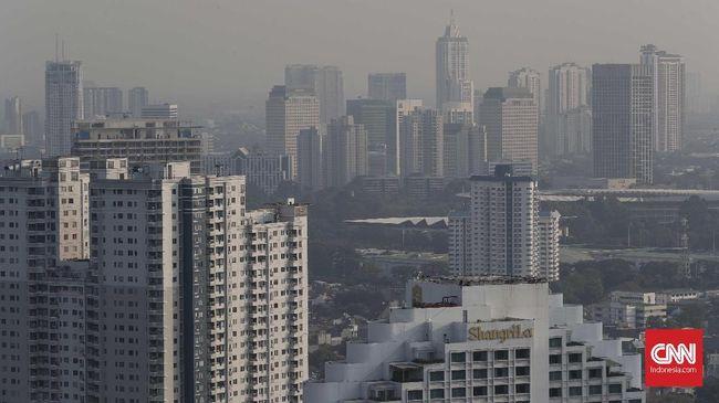 Studi soal kualitas udara Jakarta masih belum baik itu berdasarkan survei pada 16-25 Maret 2020 sejak kebijakan physical distancing imbas corona diterapkan.