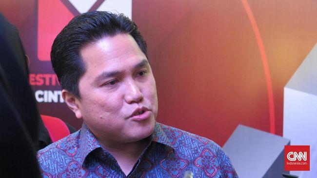 Menteri BUMN Erick Thohir mengungkapkan sempat terjadi keributan saat ia melakukan efisiensi direksi PTPN beberapa waktu lalu.