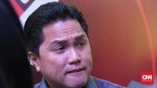 Erick Thohir Sebut Bagi Hasil Bank Syariah Mahal