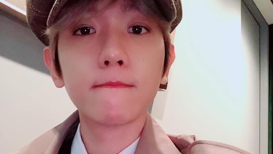 Baekhyun EXO Ungkap Rahasia Hasilkan Foto Ganteng