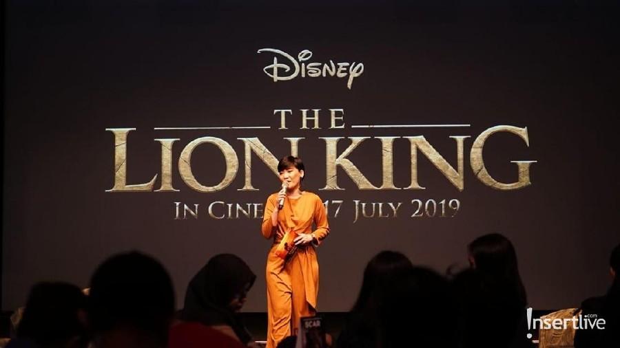 Nostalgia Para Artis Terkenal Usai Nonton The Lion King