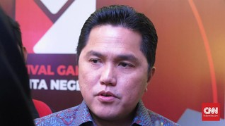 Erick Thohir Wajibkan BUMN Pakai Produk Lokal
