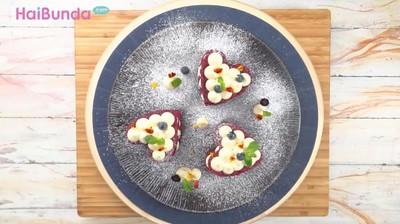 Resep Mini Red Velvet Cake, Kue Manis untuk Ayah di Hari Spesial