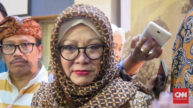 Keluarga cendana menyerahkan arsip berupa kumpulan pidato, dokmen, hingga risalah rapat kabinet Soeharto ke arsip nasional Republik Indonesia.