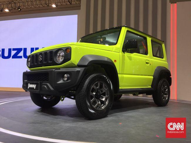 Daftar 30 Mobil Baru Di Giias 2019